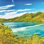 Snake island panorama