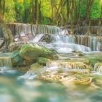 http://www.dreamstime.com/stock-images-level-huaimaekamin-waterfall-kanchanaburi-thailand-image46382894
